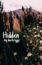 hidden || chandler riggs by darkriggs