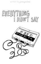 everything i didn't say ✧ oscar enestad by artishua