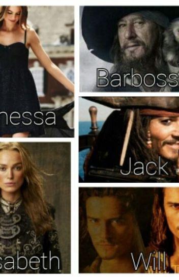 Bestimmt für einen Piraten