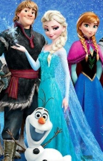 Full lyrics of Frozen