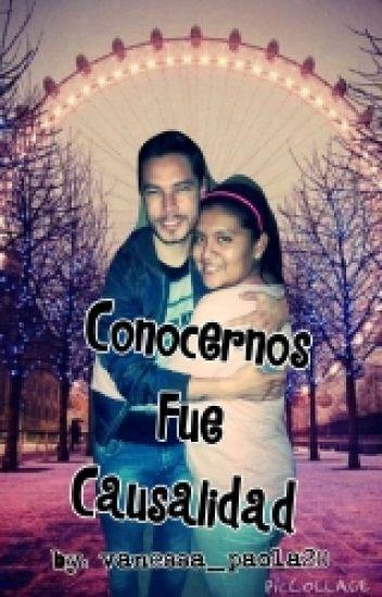 Conocernos Fue Causalidad♥(Juan Solo)