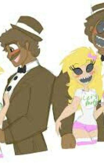 A Nightguard's Romance (Avery x Teddy)