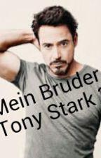 Tony Stark hat eine Schwester? by justkatja