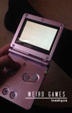 Weird Games♠[Lashton][Malum] by alcoh0lemia