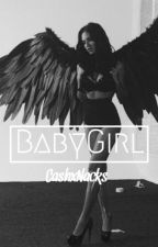 Baby girl → j.g by cashxnacks