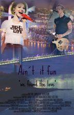 Ain't it fun |L.H| by 1HoneyBear1