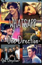 WHATSAPP - One Direction- by Larry_Ziam1D