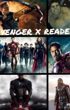 Avengers x reader by my-chemical-llama