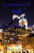 Creatures Of Myth (JM Book 1) (A Jupiterville Book) by Villain1