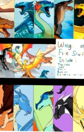 Wings Of Fire Stuff - Facts No 1 - Wattpad