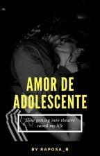 Amor De Adolecente by keli_zanin1D