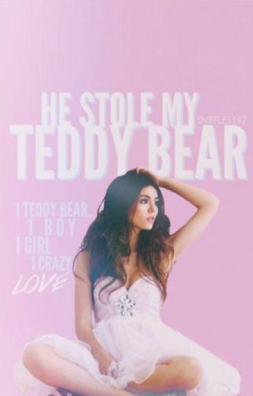 He Stole My Teddy Bear (Editing)