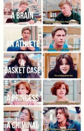 The Breakfast Club Imagines