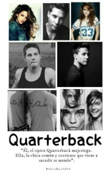Quarterback.[Pause]