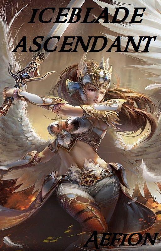 Iceblade Ascendant by Aefion