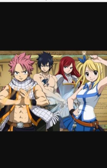 Fairy Tail High (JeRza, NaLu, GaLe, GrUvia)