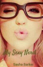 My sexy nerd... by SashaBarker