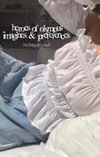 Heroes Of Olympus Imagines & Preferences by succjin-
