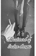 boulevard of broken dreams (Luke H) EDITANDO by lesdetommohemmings