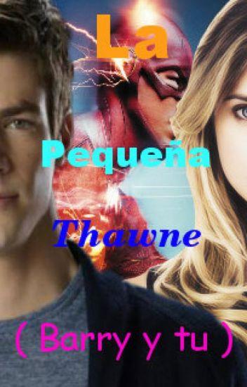 La Pequeña Thawne (Barry y tu)