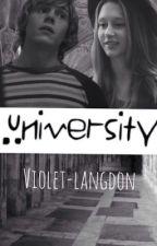 University by Violet-Langdon