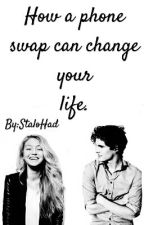 How a phone swap can change your life (Unforgettable Exchanges: Book 1) by stalohad