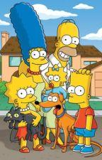 The simpsons by spongebobthenyancat8