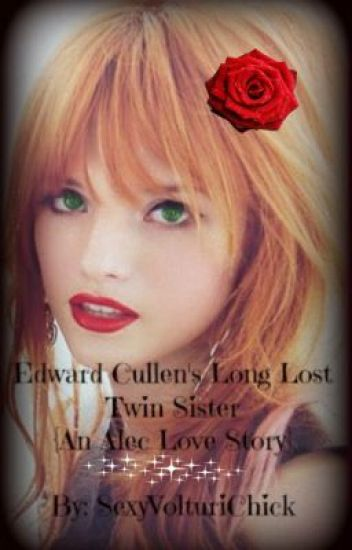 Edward Cullen's Long Lost Twin Sister. {Alec Volturi/Seth Clearwater Love Story}