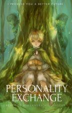 Personality Exchange by Bearphegor