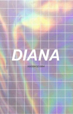 Diana by hxsince1994