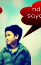 My best friend, My love by syaiefasurya18