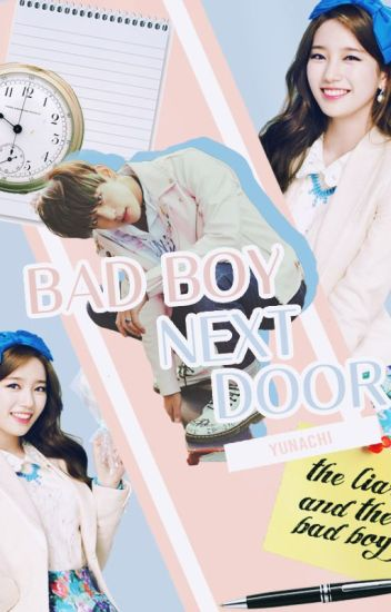 Bad Boy Next Door | BTS V FANFICTION