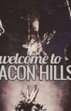 Nouvelle a Beacon Hills(teen wolf fan fiction ) by lunaloup