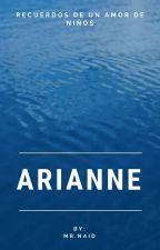 Ariane by MrNaid