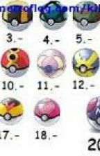 colección poke-balls by Abyss_Pro
