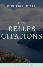 Recueil De Citations by etoiledelumiere