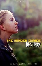 The Hunger Games: Destroy by Lost_Bird4