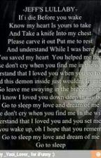 creepypasta poems by DeathBeatcannibal