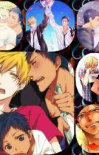 ( AoKise )¿Amor o juego?(Mpreg) by shinominatsuka10