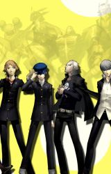 The First Journey Persona(persona 4 fanfic) by Naruazulemastaru