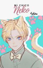 Mi Chico Neko  (Yaoi) by Cat_Katheryn_Miu