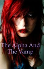 Alpha and the Vamp by purdy_babe