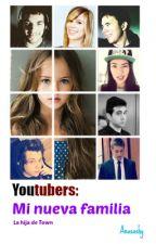 Youtubers: Mi nueva familia (La hija de iTowngameplay) by Nashy-Chan