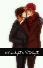 Moonlight & Starlight (Remus Lupin & Sirius Black) by JazminHS