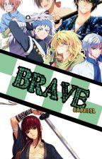 Brave [Todos x OC] (Akatsuki no Yona) by Gagneel