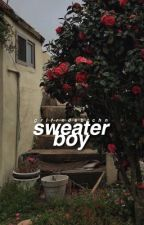sweater boy / muke by grlfrndsbtchn