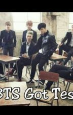 BTS Got Test!! by Ameliasv