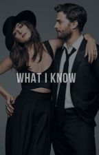 What I Know || Jamie Dornan & Dakota Johnson by outragedteen