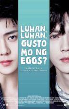 Luhan, Luhan, Gusto mo ng eggs? | hunhan ff by namjafan
