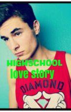 Highschool love story by kiansonlybae